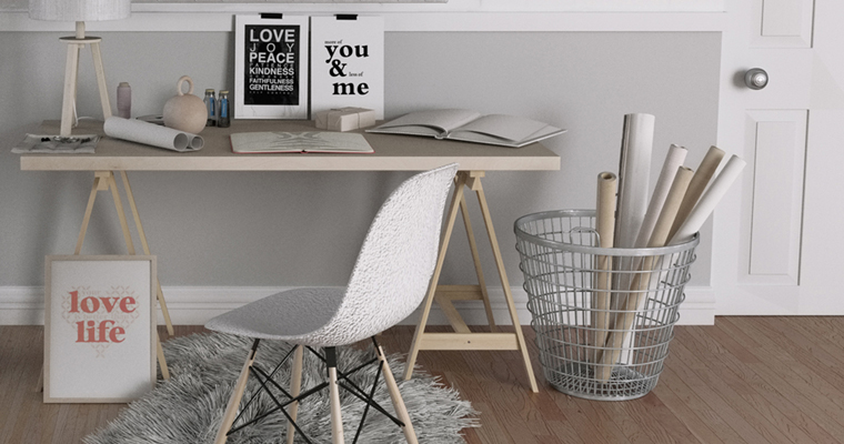 Designing Your Home Office Space